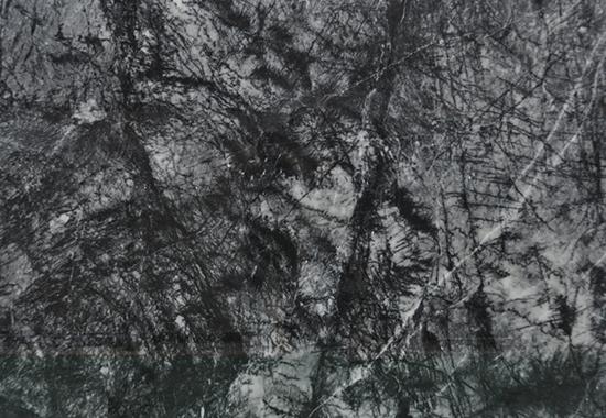 玛瑙黑石材