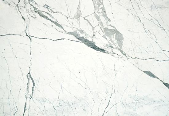 雪花白石材